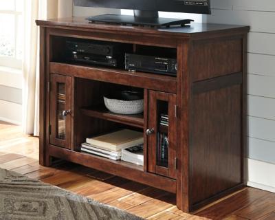 "Harpan 42"" TV Stand by Ashley HomeStore, Reddish Brown"