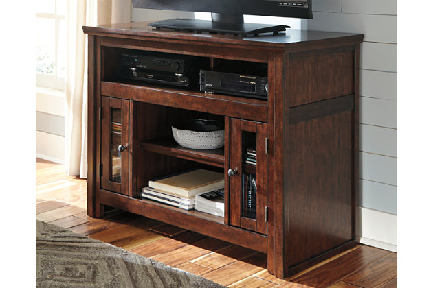 """Harpan 42"""" TV Stand by Ashley HomeStore, Brown"""