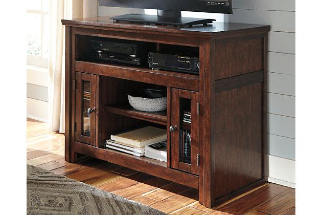Harpan 42 Tv Stand Ashley Furniture Homestore