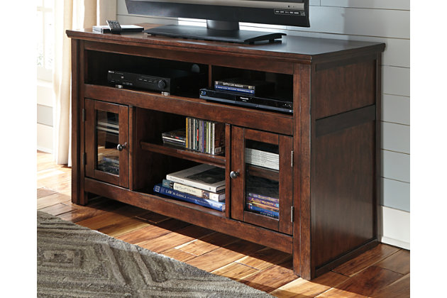"Harpan 50"" TV Stand by Ashley HomeStore, Brown"