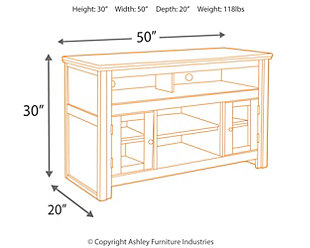 "Harpan 50"" TV Stand, , large"
