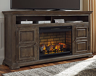 "Wyndahl 72"" TV Stand with Electric Fireplace, , rollover"