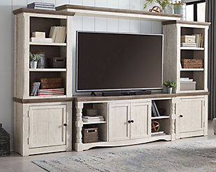 Havalance 4-Piece Entertainment Center, , rollover