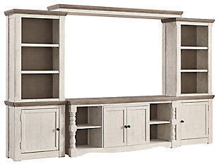 Havalance 4-Piece Entertainment Center, , large