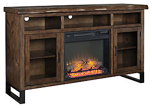 "Esmarina 62"" TV Stand with Fireplace, , large"