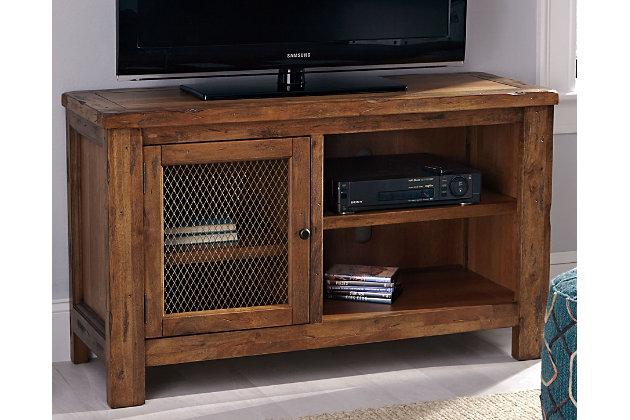 "Tamonie 50"" TV Stand by Ashley HomeStore, Brown"