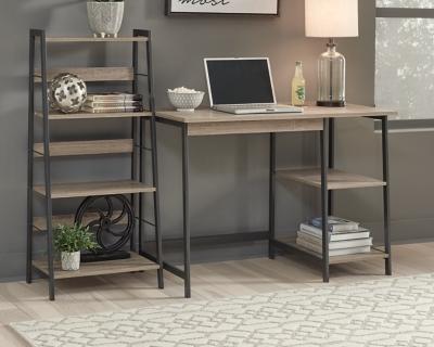 Soho Home Office Desk and Shelf, , large
