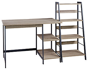 Soho Home Office Desk and Shelf, , large
