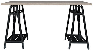 Irene Adjustable Height Desk, , large