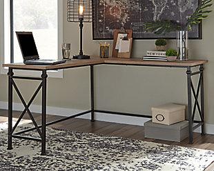 Jaeparli Home Office L-Desk, , rollover