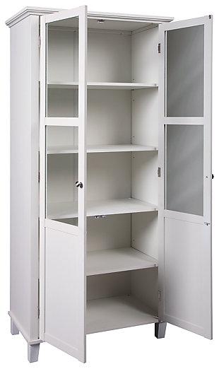 Hamlen Accent Cabinet, , large