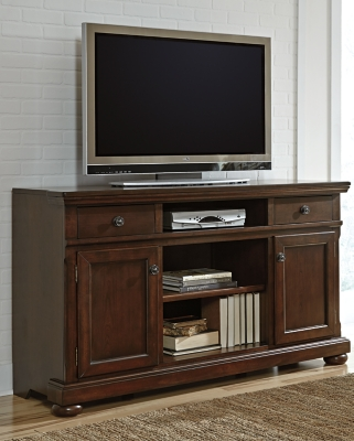 Porter 62 TV Stand Ashley Furniture HomeStore